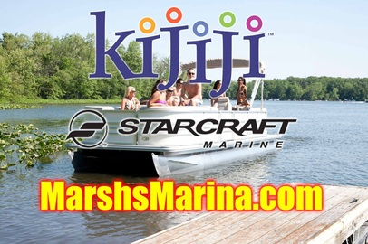 Kijiji and Starcraft Boats